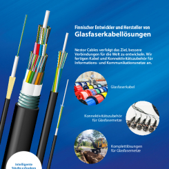 Nestor Cables brochure in German
